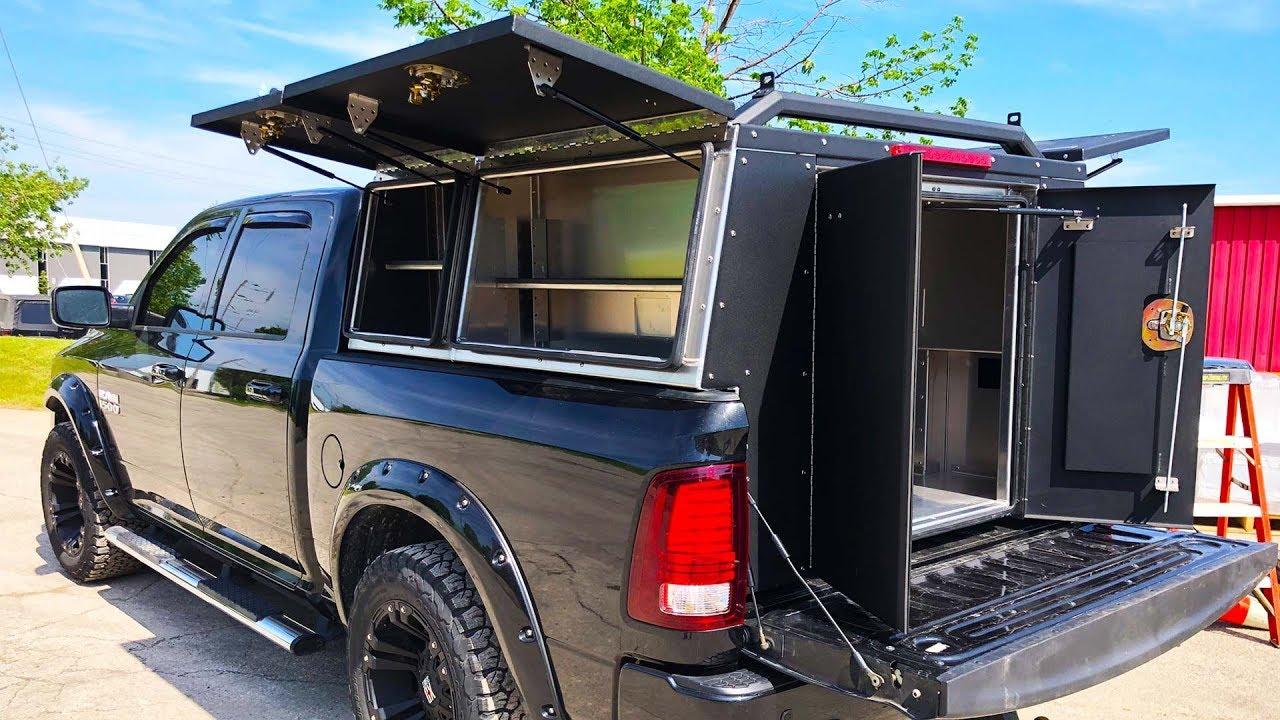 PRODUCT TOUR: X-Pro ONE Aluminum Commercial Truck Cap