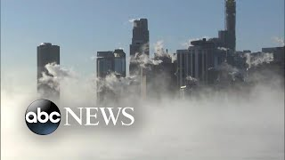 Parts of US slammed by snow, frigid temps
