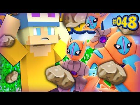 TUTTE LE FORME DI DEOXYS! - Minecraft Pixelmon ITA 48 !