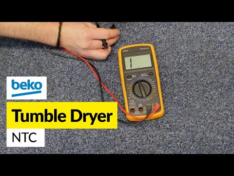 How to Fix or Replace a Tumble Dryer NTC (Beko)