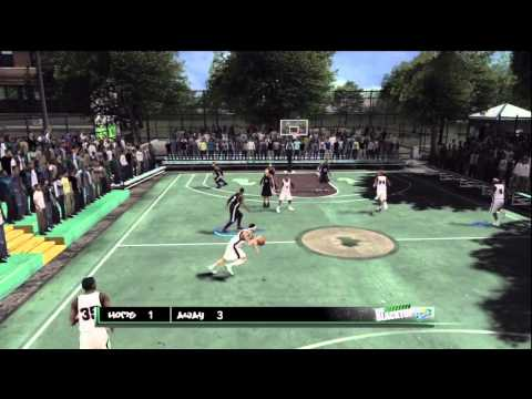 NBA 2k12 Gameplay: WHAT HAPPENED TO BLACKTOP MODE!?