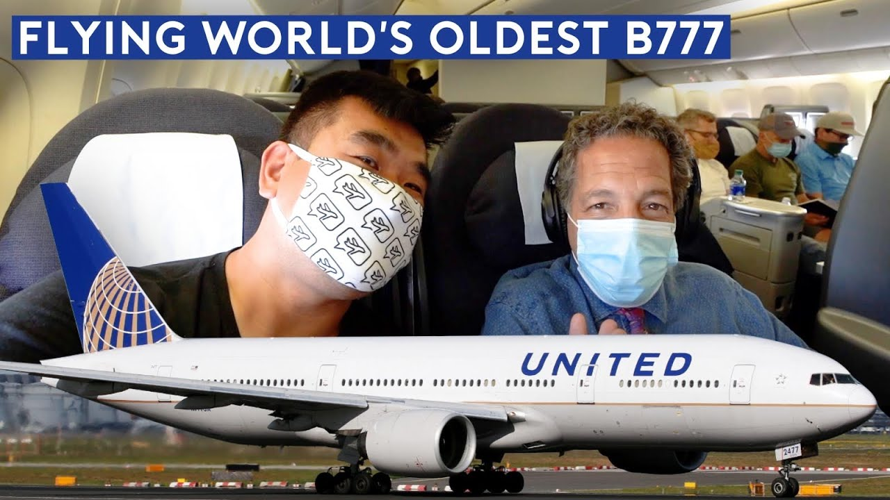 Current Domestic US Travel - Flying The World's Oldest B777
