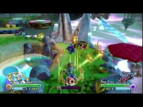Skylanders Trap Team - Wildfire - Seelenstein / Soul Gem