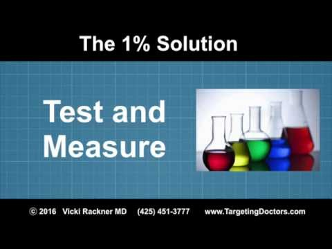 Test and Measure
