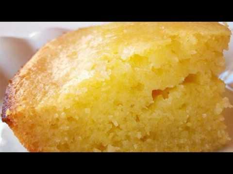 Recipe: Sweet Cornbread Cake