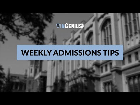 The Common App Activities List: Common Mistakes to Avoid