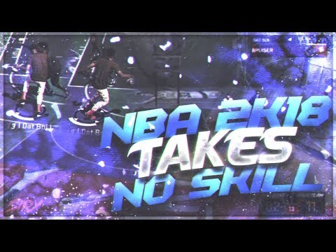WHEN 90 WIN% 2K18 PLAYERS PULL UP ON 2K17 - LMFAO EXPOSED - NBA 2K18
