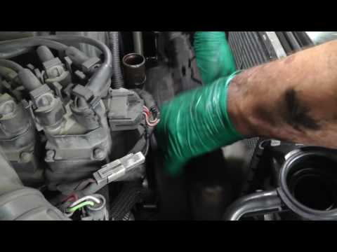 Ford Ranger Complete A/C Repair, Removing A/C Components - Part 1