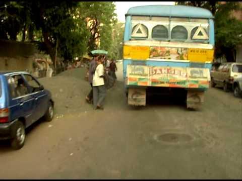 Kolkata's streets