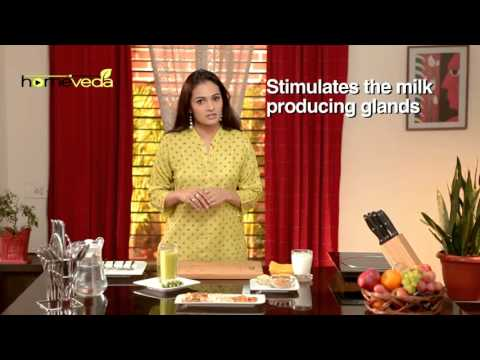 Increasing Breast Milk Production  Natural Ayurvedic Home Remedies