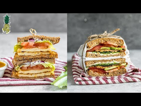 How To Make The Vegan Sandwiches of Your Dreams
