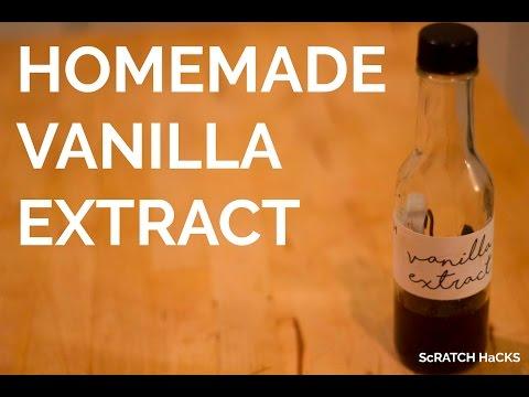 DIY Vanilla Extract - How To Recipe