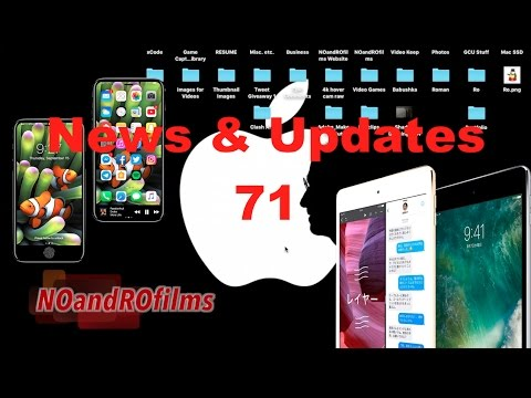 Apple's Growth, iPhone 8, iOS 11 and New iPad Pro 2  | Weekly Apple Updates 71 