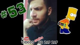 Vídeos Comédia do Zap Zap #53 Filha da P#@$, Ainda Tá Comemorando !!!