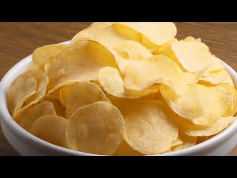 When you watch this video, you will not eat potato chips again
