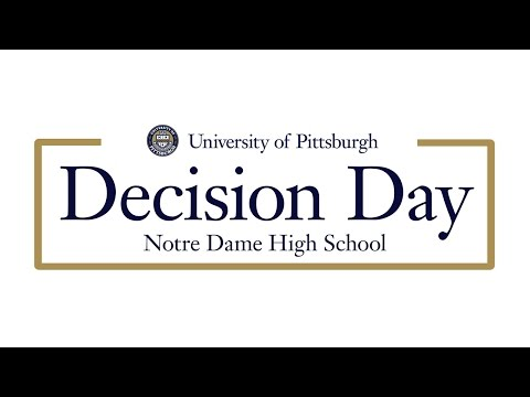 Instant Decision Day - Notre Dame High School