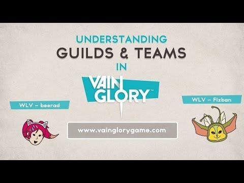 Vainglory - Understanding Guilds & Teams In Vainglory
