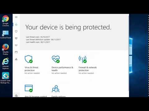 Turn on Windows 10 Ransomeware Protection