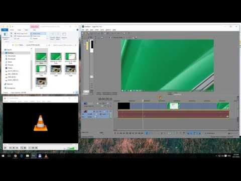 How to open FLV files in Sony Vegas (VLC, Lossless)