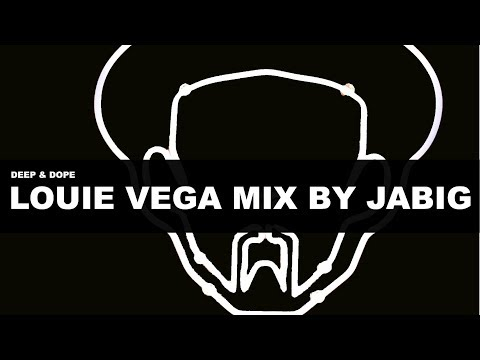 LITTLE LOUIE VEGA House Music DEEP & DOPE Mix by JaBig (Soulful, Afro, Latin, Deep Masters at Work)