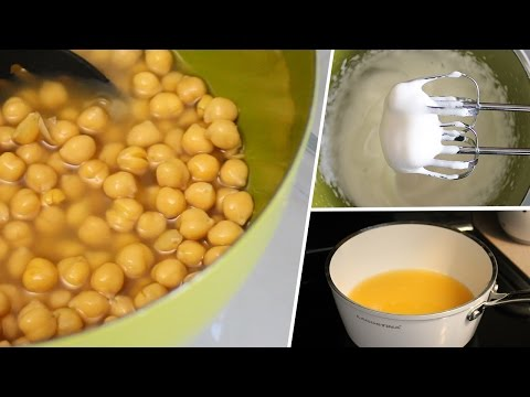 How to Make Aquafaba & Cook Chickpeas From Dry   Mary's Test Kitchen