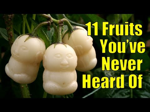 11 Fruits You've Never Heard Of
