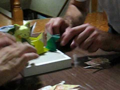 Origami Sumo Wrestling Hakone Japan