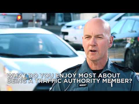 VPD Traffic Authority: Special Constable Brian Stewart
