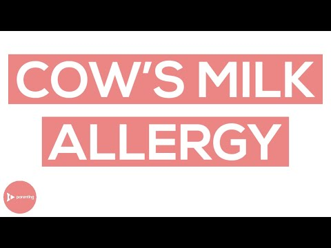 Cow's Milk Allergy: When It's Not Just Fussy Feeding