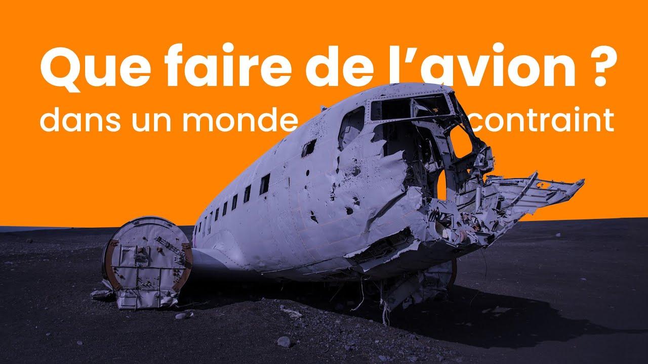 Préparer l'avenir de l'aviation : les propositions du Shift Project