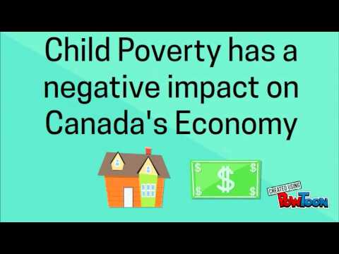 Child Poverty in Canada PSA
