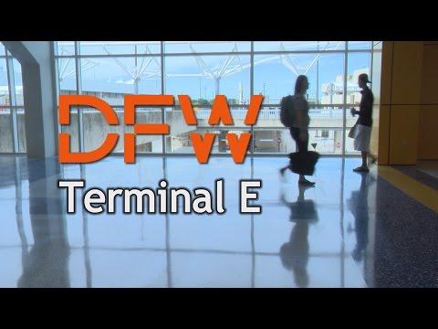 DFW Airport Terminal E Renovations