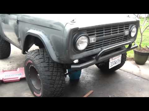 Ford 351W rear main seal squeal scraping noise FIXED MABBCO IS AWESOME