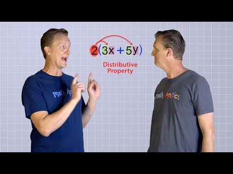 Algebra Basics: The Distributive Property - Math Antics