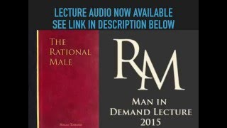 Man In Demand Rollo Tomassi Lecture Audio Finally Available Now