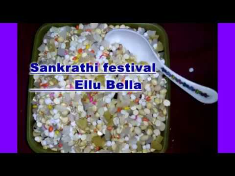 ellu bella sankranti mix recipe