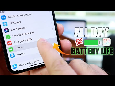 All Day Battery Life | How i Do it