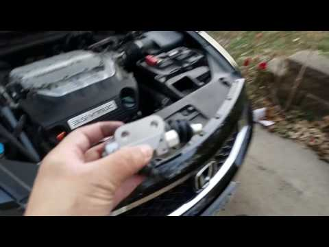 How to Remove Honda Accord Check Valve