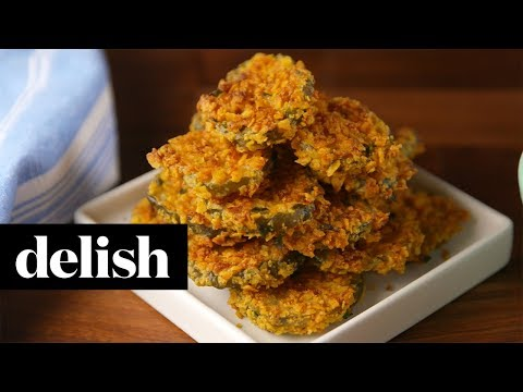 Cool Ranch Pickle Chips   Delish