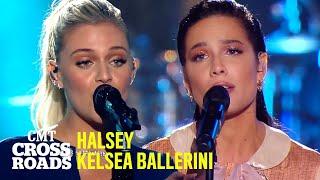 Halsey & Kelsea Ballerini's CMT Crossroads FULL EPISODE