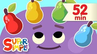 Download Red Yellow Green Blue | + More Kids Songs | Super Simple Songs Video