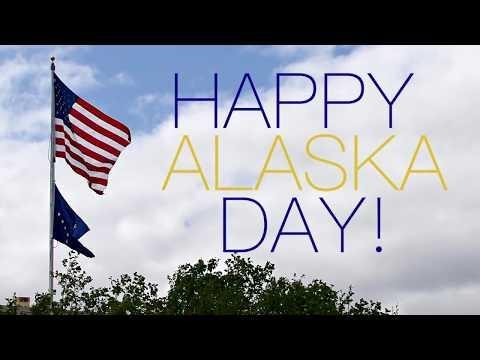 Happy Alaska Day!