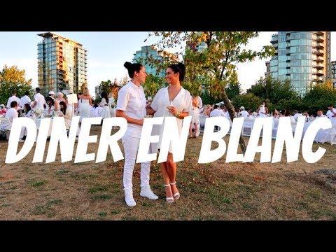 Diner En Blanc Vancouver | VLOG