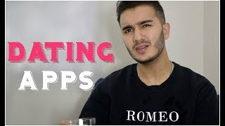 Romeo explains Dating Apps | Shahveer Jafry