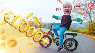 EERSTE PERSOON DIE MIJ VINDT, WINT POWERBIKE VAN +€1.000,- | Kalvijn