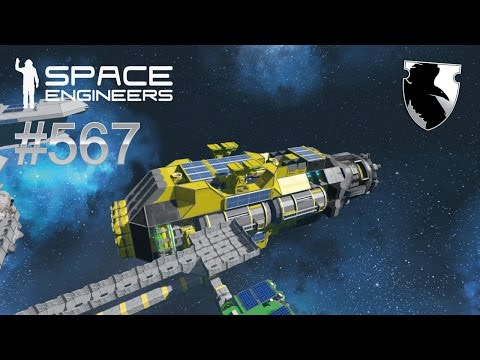Space Engineers Survival :: PILL MINER UPDATE :: Ep. 567