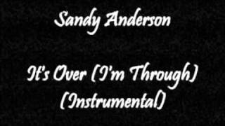 Sandy Anderson - It