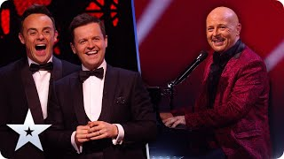 LAUGH, CRY and fall in love with piano playing funnyman Jon Courtenay! | The Final | BGT 2020