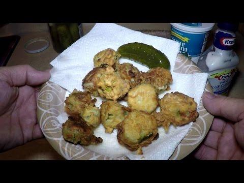 Crispy Deep Fried Dill Pickles