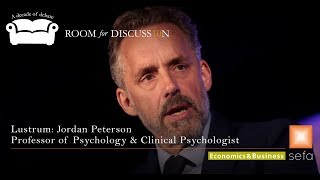 Jordan Peterson at Room for Discussion
